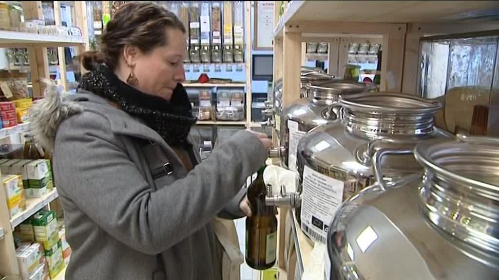 [Revue De Presse] À Annecy, Une épicerie Sans Emballage