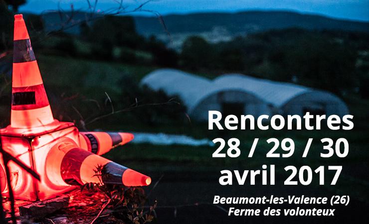 Rencontre Atelier Paysans – 28/29/30 Avril 2017