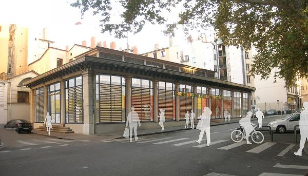 L'épicerie Des Halles De La Martinière Recherche Un/e 4ème Associé/e