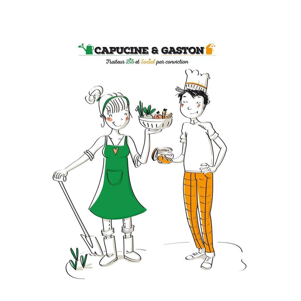 Capucine Et Gaston – Traiteur Bio Et Social Recherche Un.e Associé.e