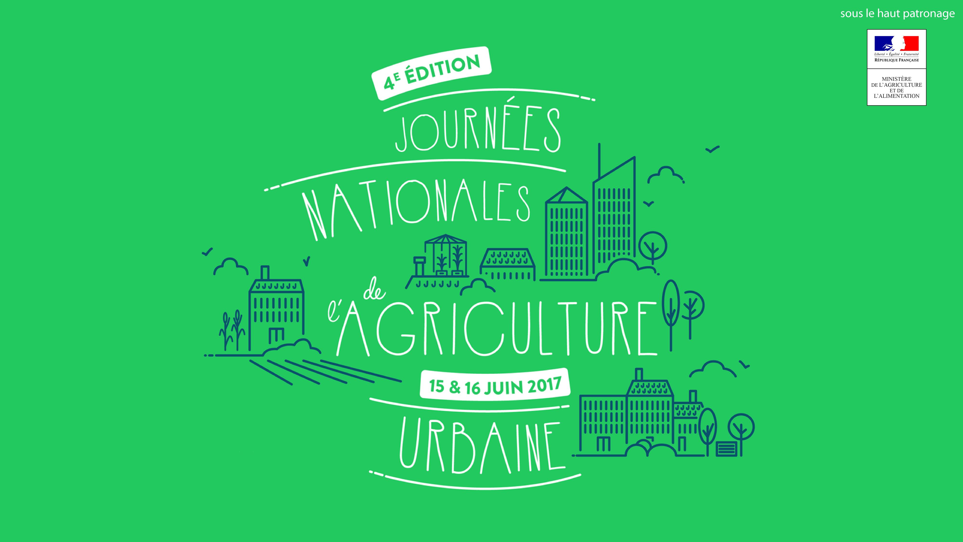 Journées Nationales De L'Agriculture Urbaine 2017