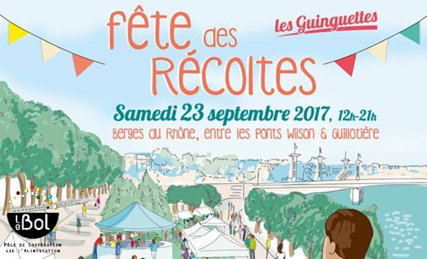 Soutenons La 4ème édition De La Fête Des Récoltes!