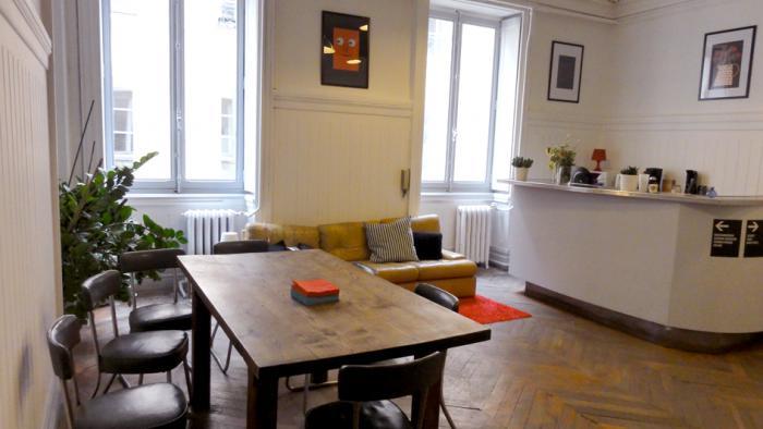 Bureaux et postes de travail à louer - Lyon 1er - GRAP on