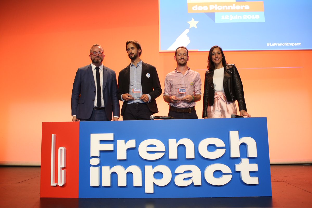 French Impact Remise Trophée