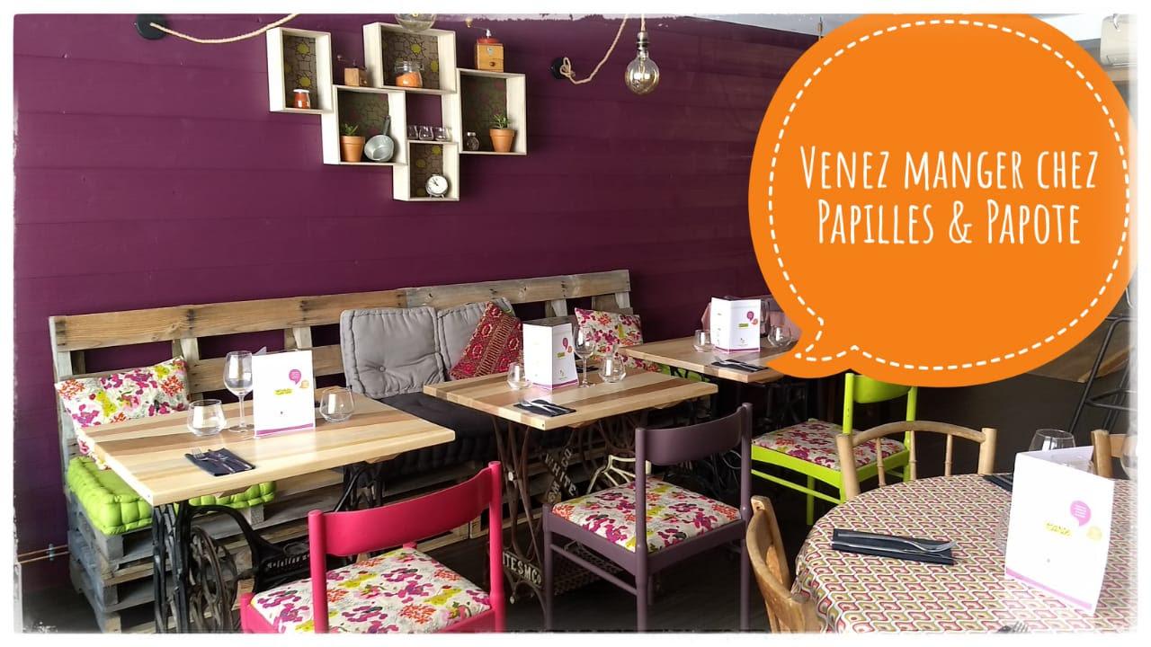 Ouverture Du Bistrot-restaurant Papilles Et Papote à Entre-deux-Guiers (Chartreuse)