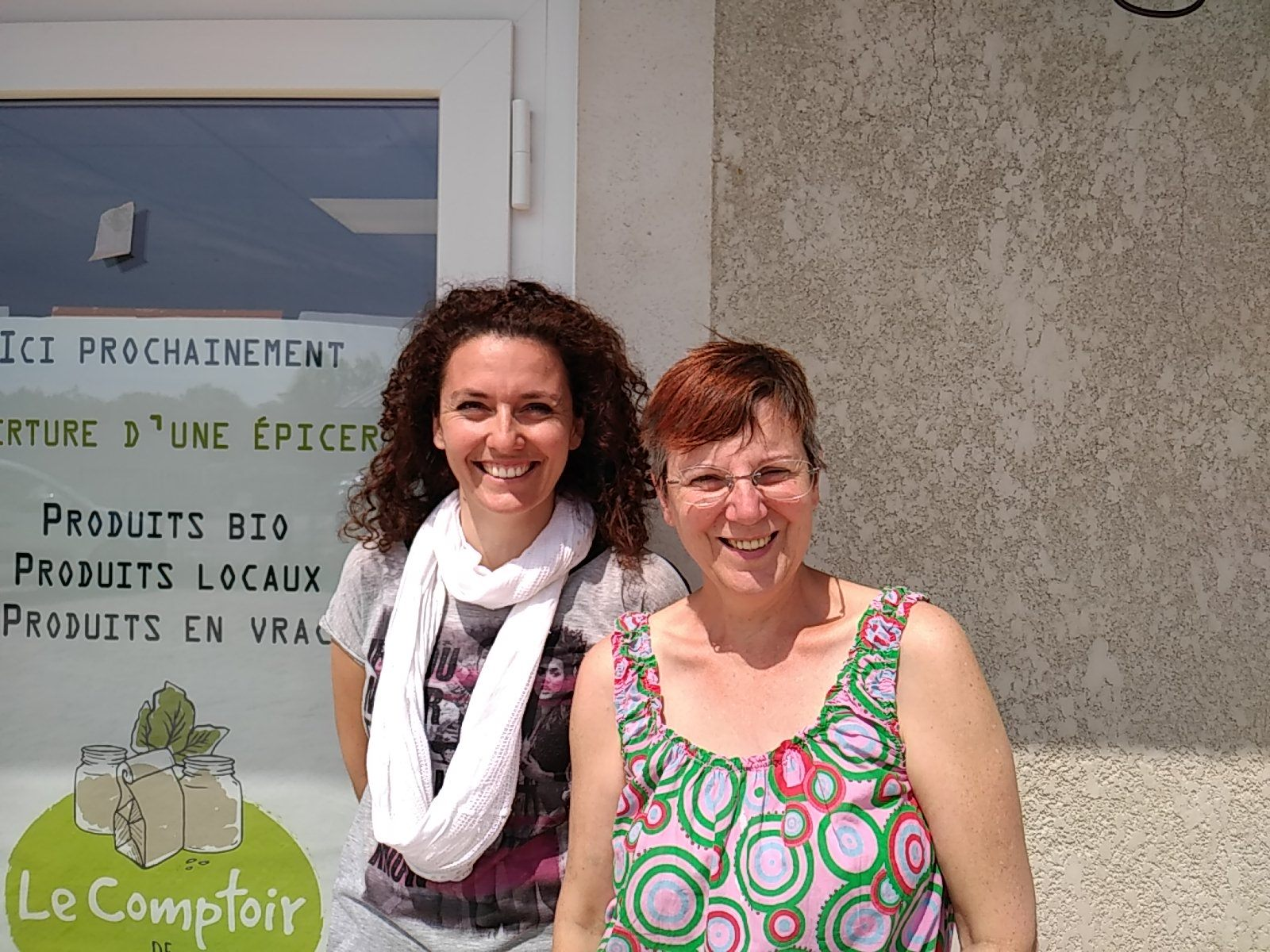 Inauguration De L'épicerie Comptoir De Chautagne : Le 16 Octobre à Ruffieux