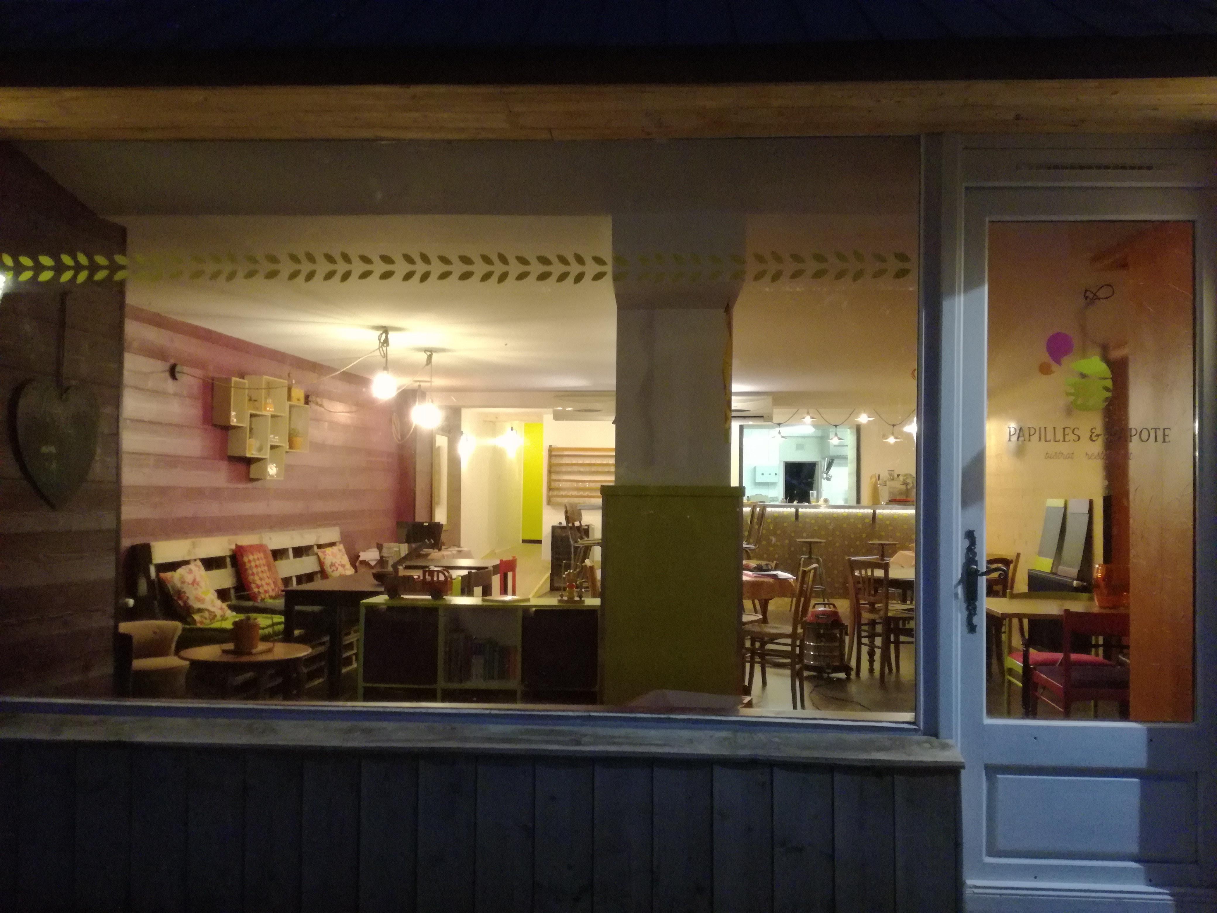 [OFFRE EMPLOI] Le Restaurant De GRAP Papilles Et Papote Recrute Un·e Cuisinier·e (Entre -deux-guiers, 38)