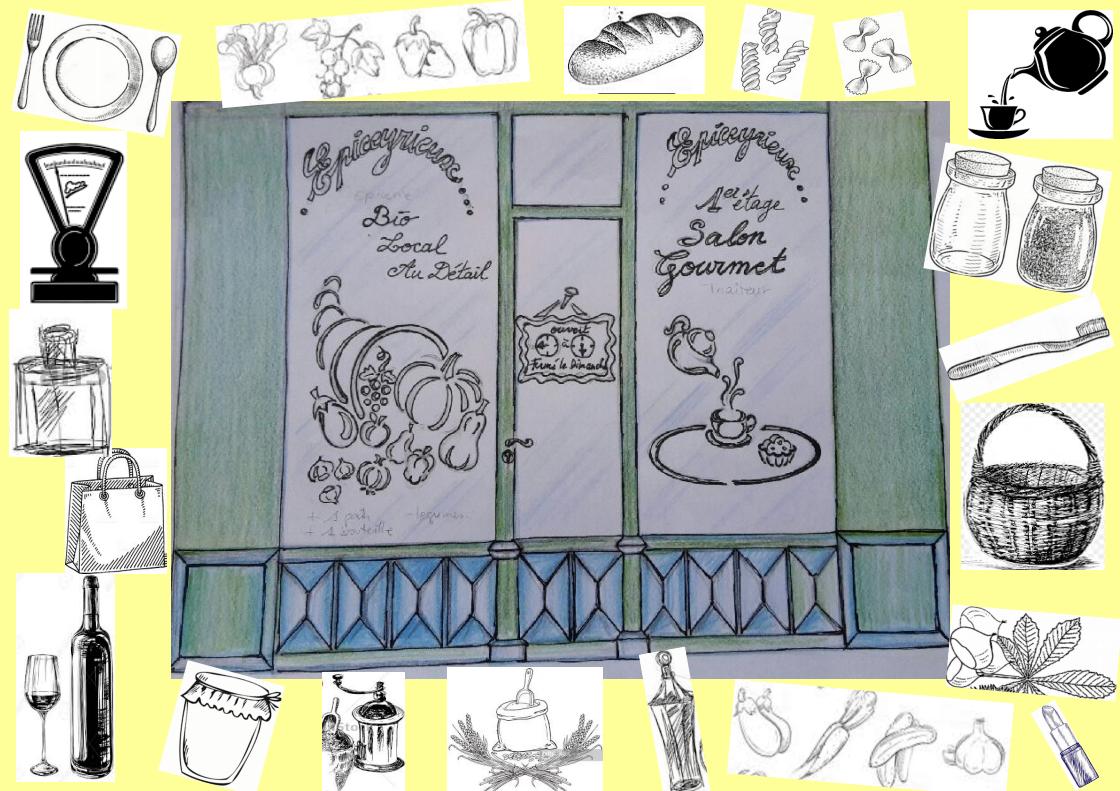 Ouverture Prochaine De L'épicerie – Salon De Thé Epiceyrieux En Ardèche