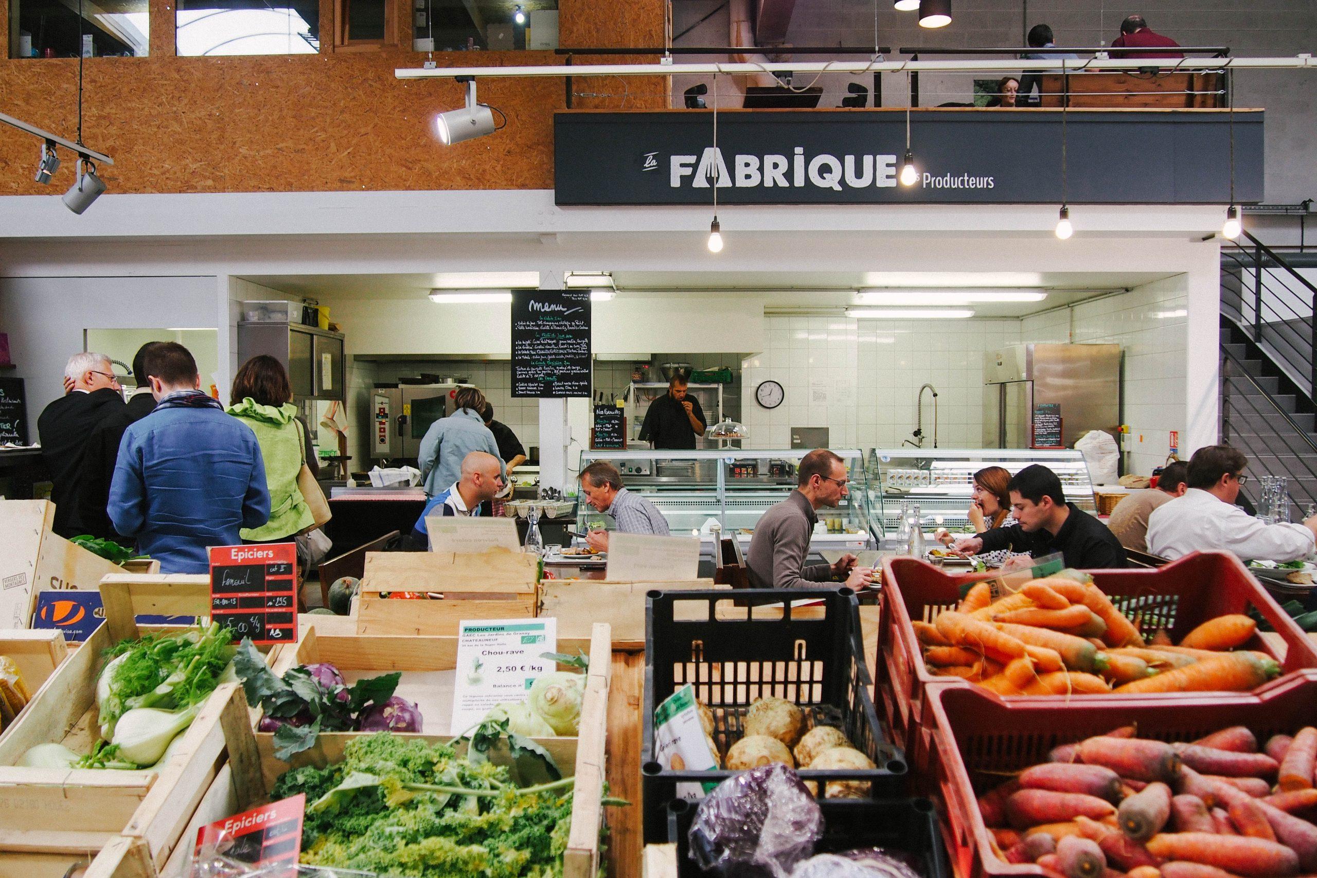 [OFFRE EMPLOI] La Fabrique Des Producteurs (Oullins, 69) Recherche Un·e Chef·fe De Cuisine En CDD Pour Fin Décembre