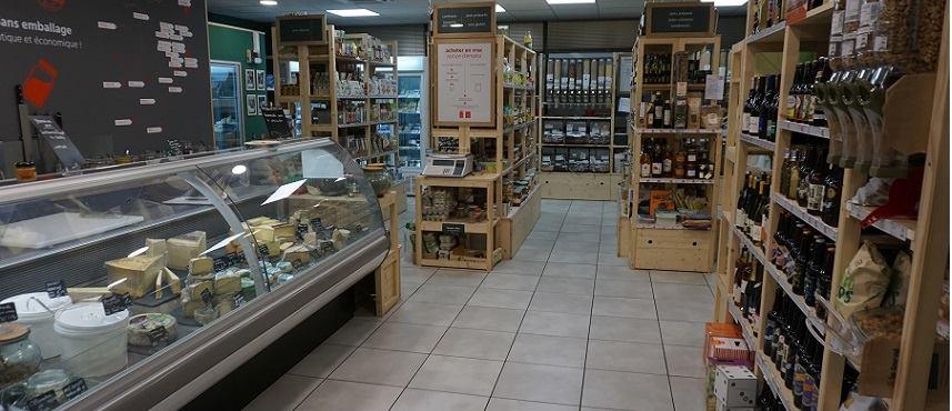 [OFFRE EMPLOI] L'épicerie Le Local (Annecy, 74) Cherche Un·e épicier·e à 35h/semaine En CDD