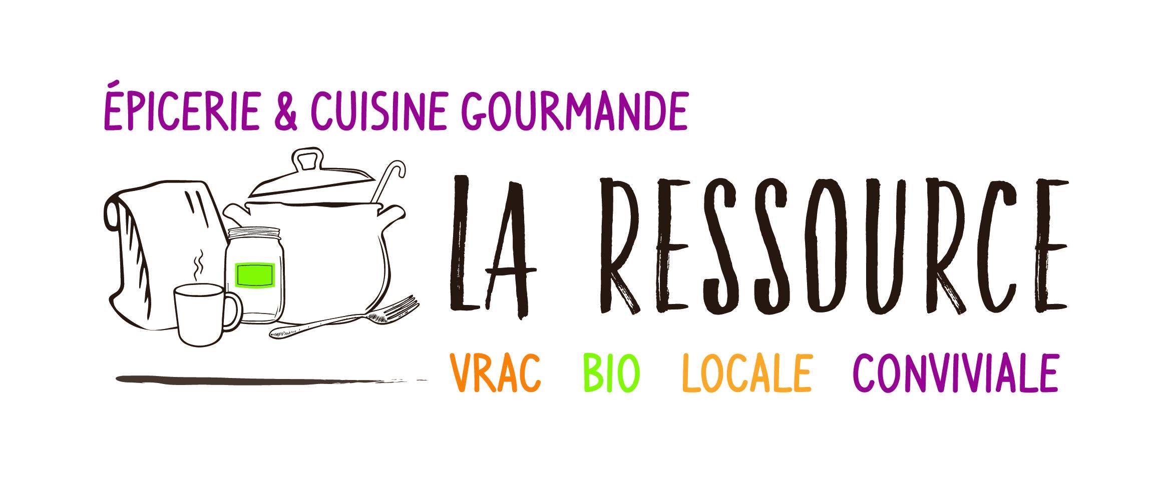 [OFFRE EMPLOI] L'épicerie La Ressource (Aix-les-Bains, 73) Cherche Un·e Salarié·e Associé·e Polyvalent·e