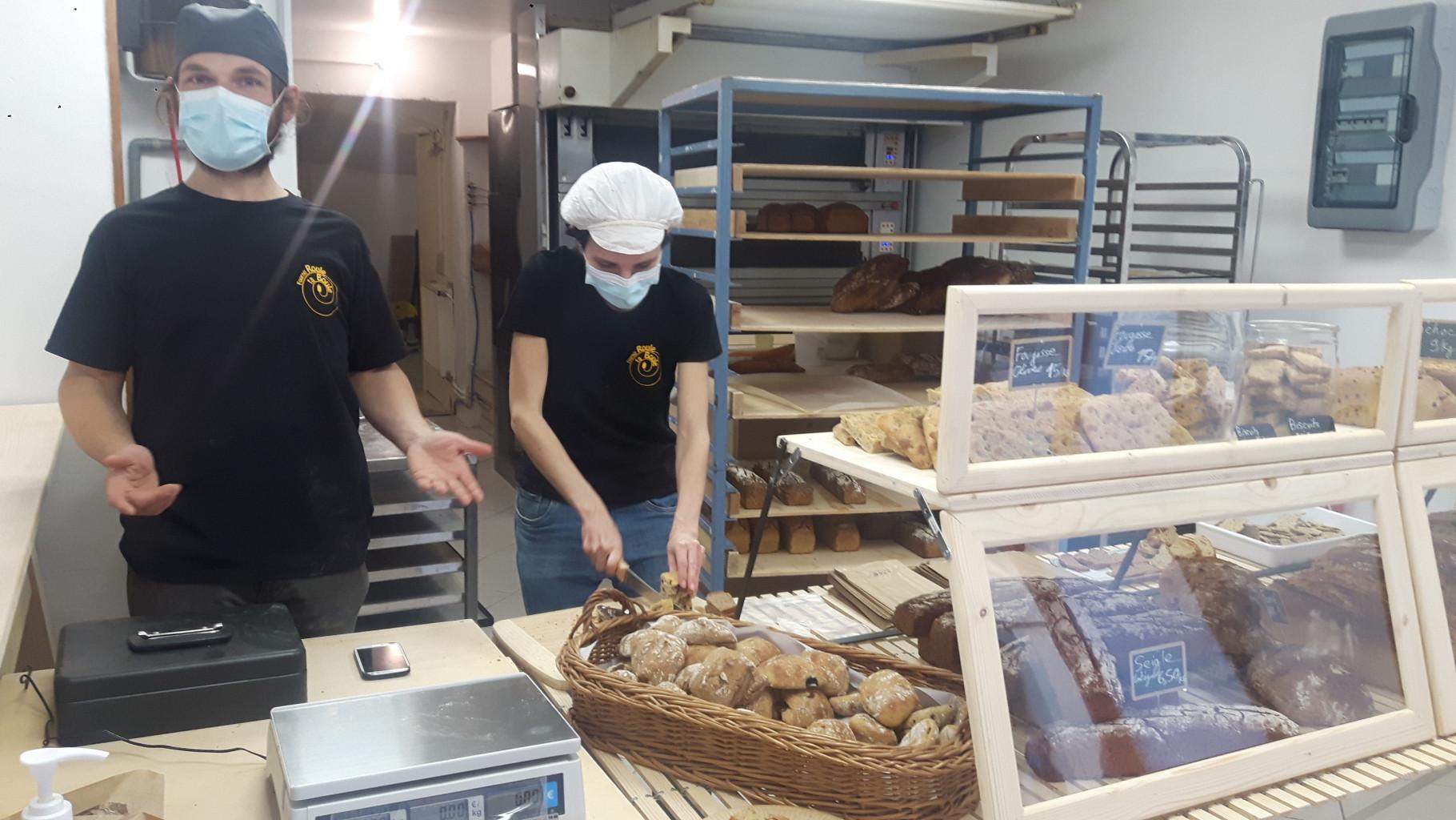Bienvenue Aux Nouveaux Boulanger·es Drômois De Roule Ta Boule !
