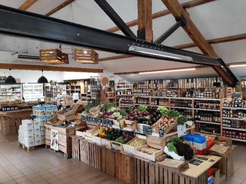 L'épicerie- Cantine Comme Trois Pommes (Porte-lès-Valence, 26) Cherche Un·e Associé·e