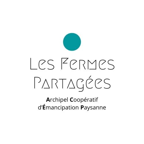 Les Fermes Paratagées_logo